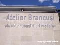 Atelierele Brancusi de la Centrul Pompidou