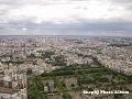 Parisul privit din turnul Montparnasse 1