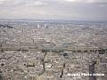 Parisul privit din turnul Montparnasse 2