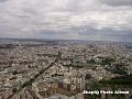 Parisul privit din turnul Montparnasse 4