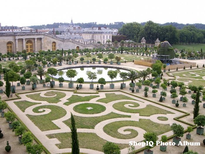 Gradinile din Versailles 8