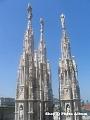 Duomo pe acoperis 2